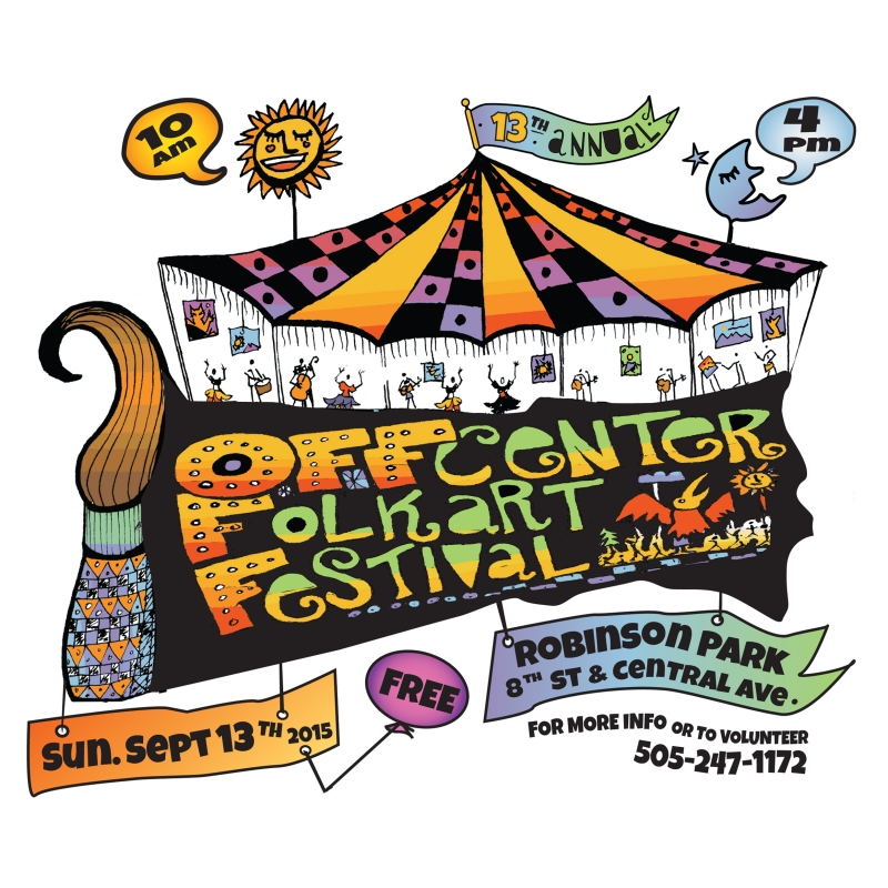 OFFCenter's 13th Annual FOLK ART FESTIVAL