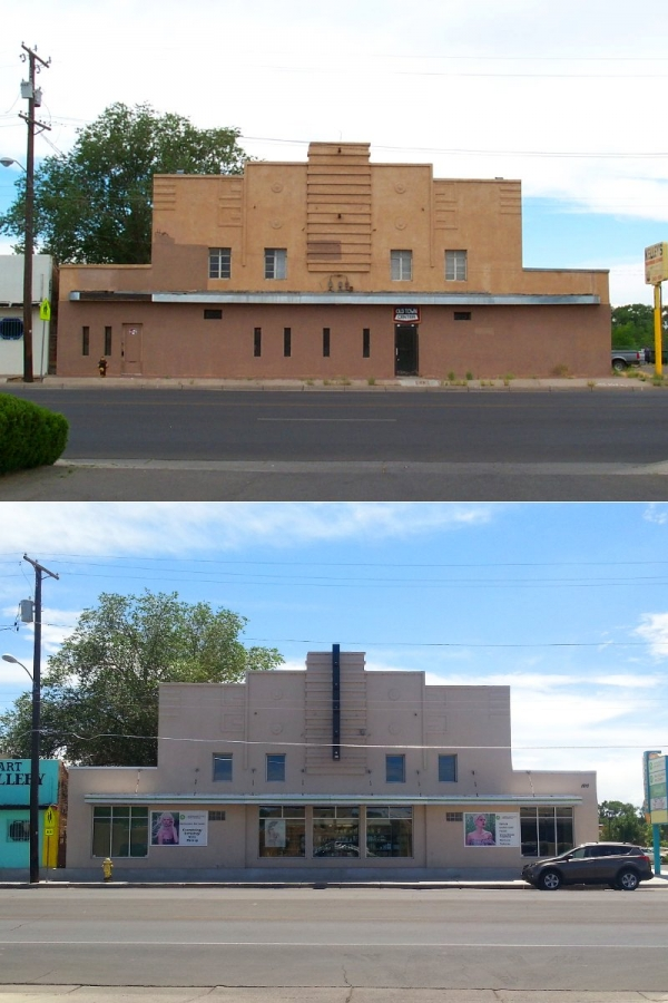 1816 Central Ave - 2003 and 2016
