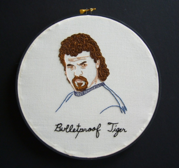 Kenny Powers - Bulletproof Tiger