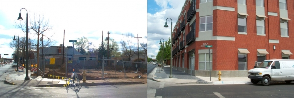 Central and Arno - 2003 and 2004