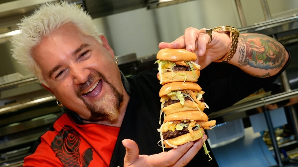 What will you do with your collection of Guy Fieri clippings?