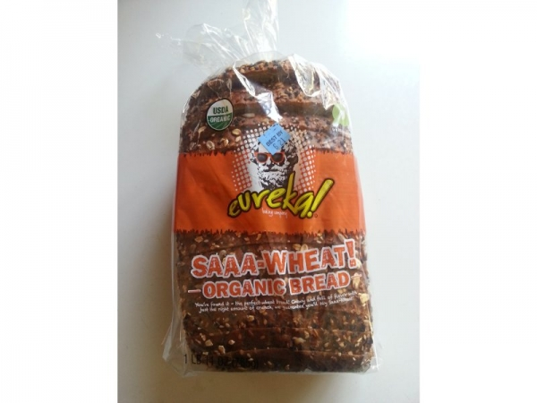 Saaa-Wheat! Organic Bread